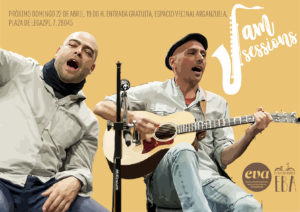 Jam Session 22 abril 2018