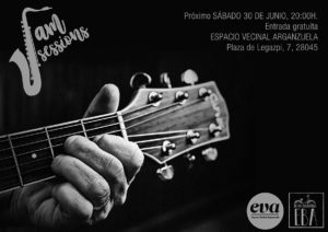 Jam Session en EVA junio 2018